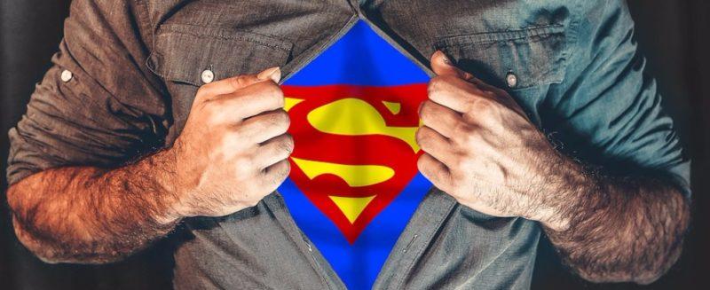 superhéroe