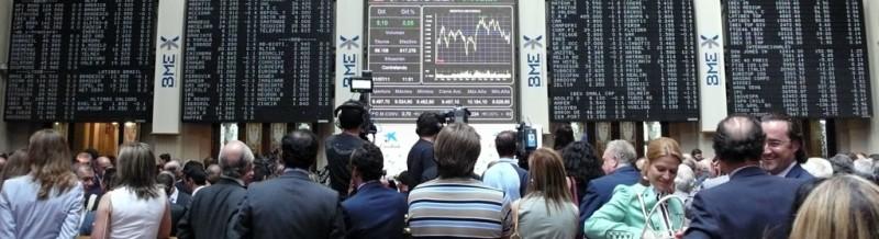 split Ibex 35 mercados renta variable cartera