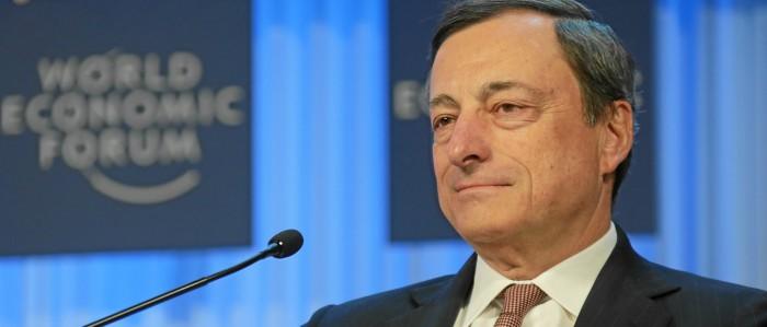 BCE Draghi Weidmann