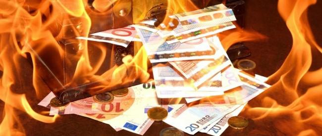 dinero físico