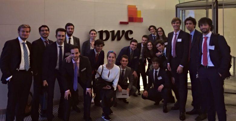 PWC Londres